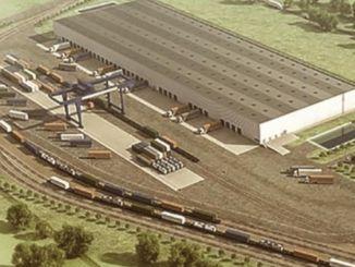 Sivas Logistics Center and Construction Connection Construction