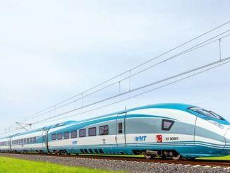Trabzon Erzincan Eisenbahnstrecke kein Problem