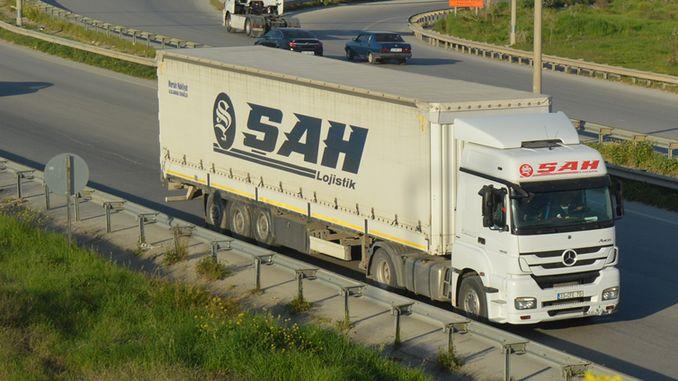 Jährliche Erfahrung in Urdun Transportarbeiten