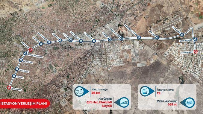 KonyaRay Map
