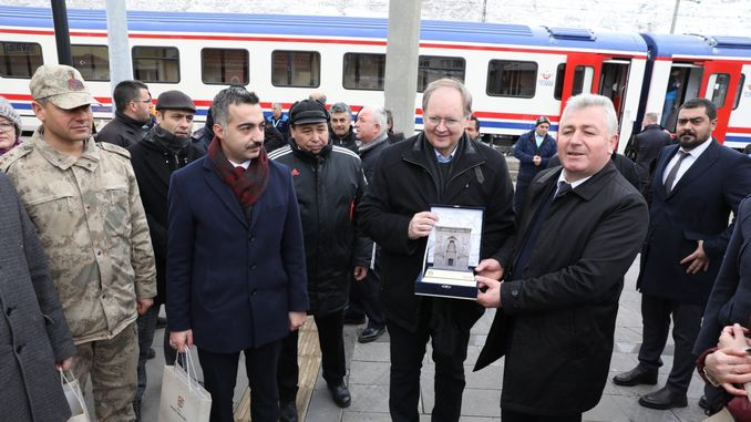 eu buyers discovered anatolia with touristic east express