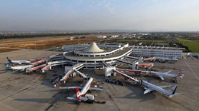 We are waiting for the best position of the financial market for Antalya airport tender