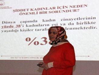 szkolenie w zakresie równości płci w masowym transporcie w Antalyi