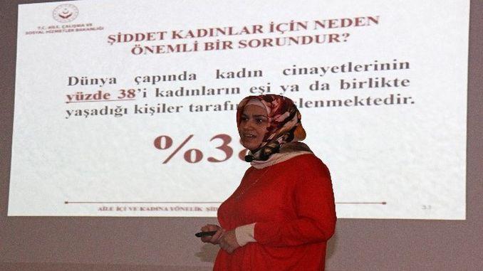 gender equality training for antalya mass transportation
