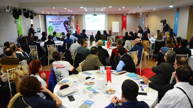 bicycles and urban calista were carried out in Balikesir