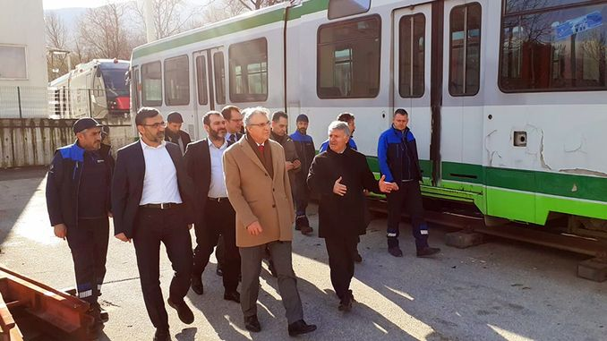 we will introduce the city of president yuce light rail system