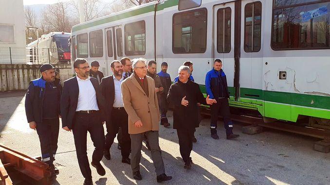 Wir werden das Stadtbahnsystem des Präsidenten vorstellen