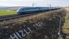 bursa demiryolu ve yenisehir havaalani