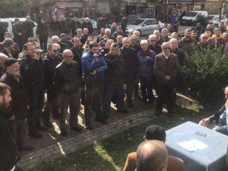 miksi Derbent-asukkaat kapinoivat junan takia, miksi Derbent-rautatieasema on suljettu