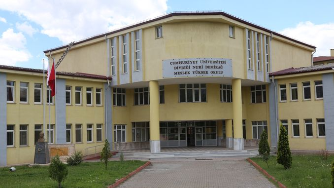 project to improve divrigi nuri demirag myo education infrastructure accepted
