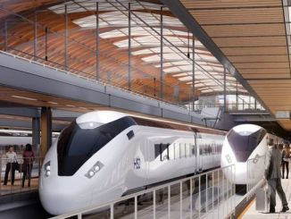 British high-speed train system will be made by cinli crcc company