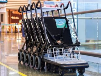Free stroller service started at Istanbul Airport