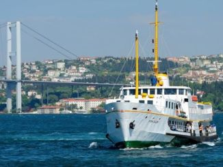 In Istanbul transportation, island ferry marmaray and aerialist voyages were raised.