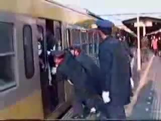 japan train drivers at the beginning dvd original