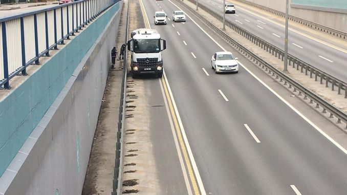 highways are cleaned all year round
