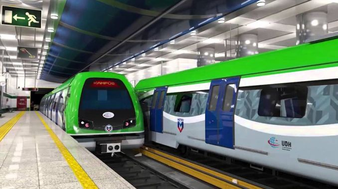 konya metro in konyaray environment and logistics center investment program