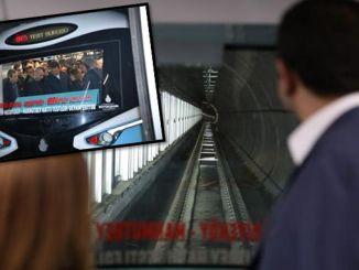 Sewqan test tal-metro mecidiyekoy mahmutbey