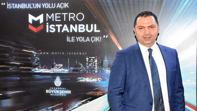 metro e ncha k'hamphaning ea istanbul