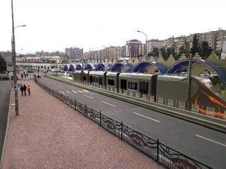 Sanliurfa रेल प्रणाली निविदा दावी अस्वीकार गरियो