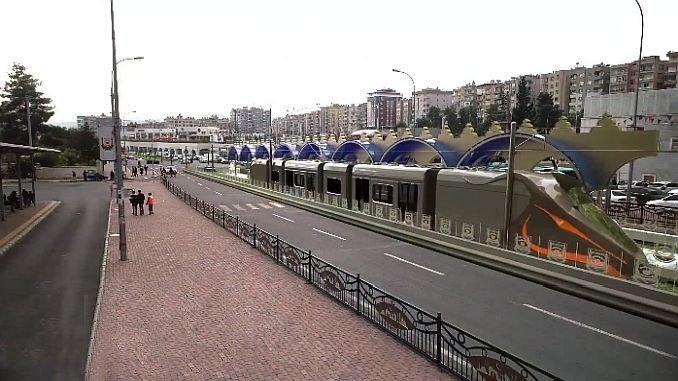 Sanliurfa rail system tender was denied claims