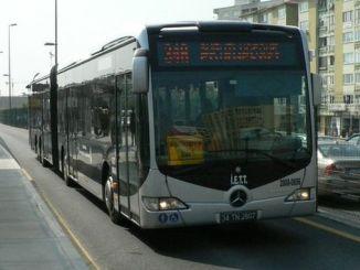 metrobusulykker faldt med de givne træner