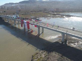 sehit birol yildirim boulevard with new melet bridge opened