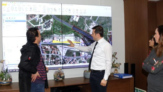 High speed train cerkezkoy transition line evaluation meeting was held