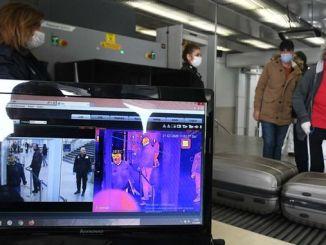 ASTİ-də Koronal Virusa qarşı Termal Kamera Onron