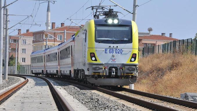 number of passengers decreases in adapazari pendik regional train