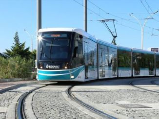 Two pedestrian overpass will be constructed on the Akcaray tram line.