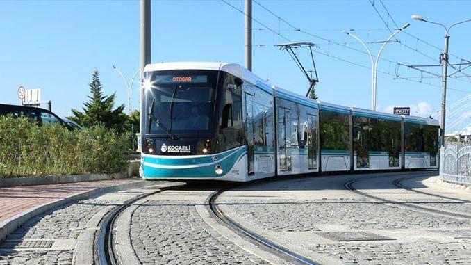 Akcaray tramvay liniyasida ikkita piyodalar o'tish joyi quriladi.