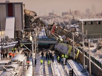 Ankara high-speed train accident case postponed