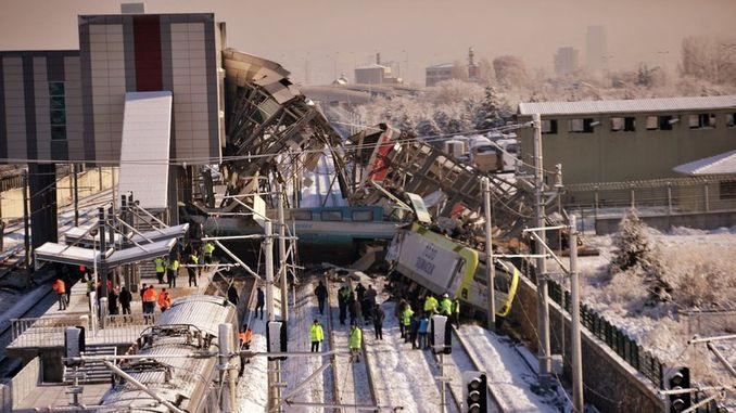 Ankara high-speed train accident case postponed