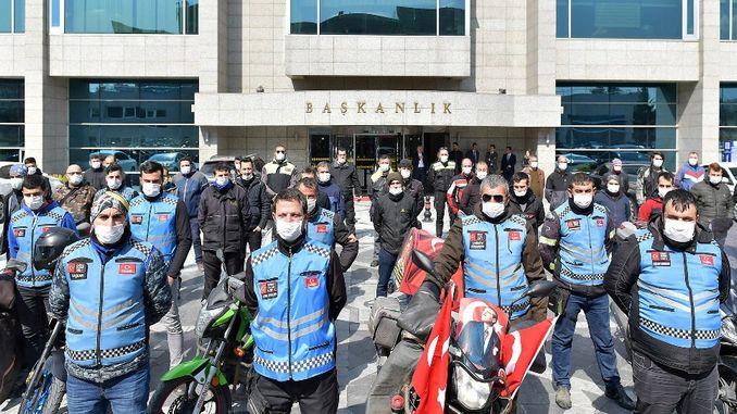 La dagaallanka faafitaanka cudurka 'coronavirus' wuxuu ka sii socdaa Ankara