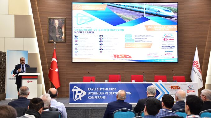 conformity and certification conference organized in arus and rsd rail systems