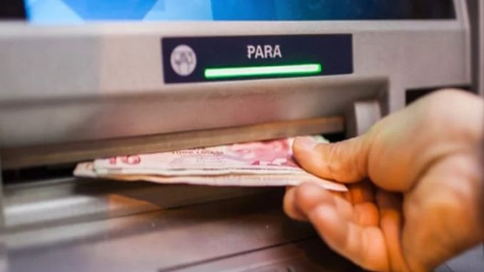 The system that disinfects paper money in an atm has been developed