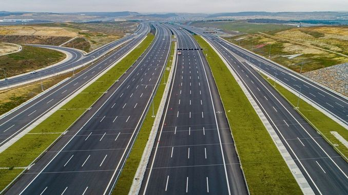 aydin maritime highway is going to tender
