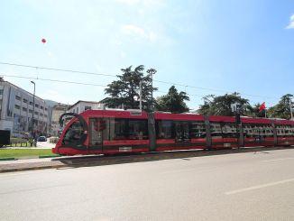 Bursa da tramvay dayandırılır