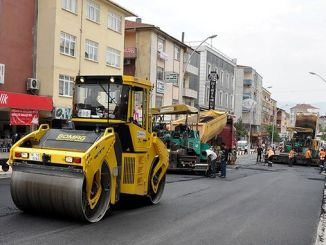 As a result of the repair and renewal tender of Cayirova and Gebze roads