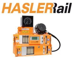 Our company signed an agency agreement with haslerrail company