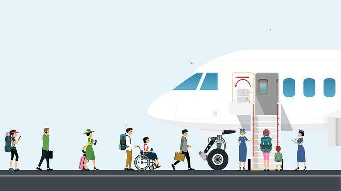 U februaru je objavljen broj putnika koji koriste aviokompaniju.