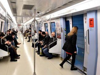 autobuses de ego, sistema de aire acondicionado estará cerrado en metro y Ankara