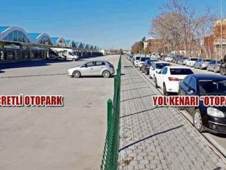 Eskisehir train station parking free