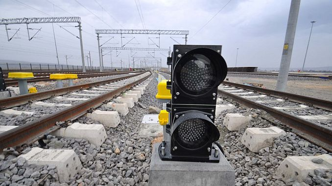 Electricity works will be done within the scope of tender announcement signaling projects.