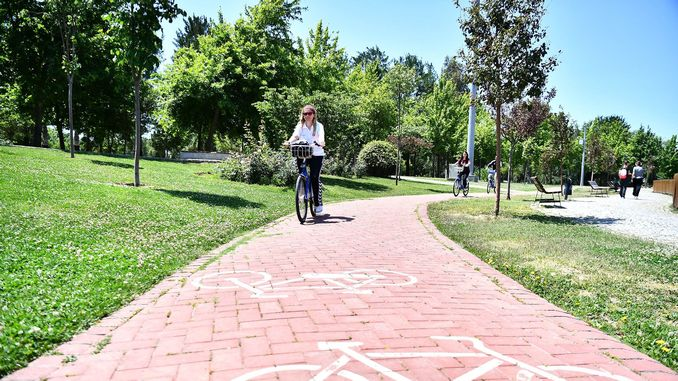 Izmir bicycle and pedestrian action plan is ready