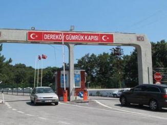 Derekoy nerve gate explanation from kirklareli governorship