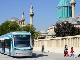 new arrangement for bus and tram services in konya