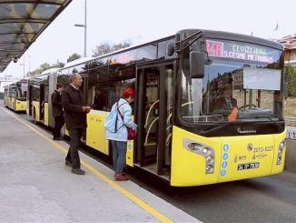 Metrobus ແລະລົດເມໃຊ້ຂີ້ຝຸ່ນຍ້ອນໂຣກ chronavirus