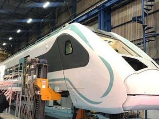 Will the production of the national electric train continue?