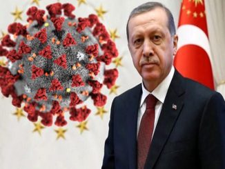 recep tayyip erdogan koronavīruss